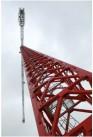 Коренная секция башенного крана Yongmao