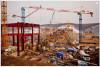 Кран ST80/60 – опережение графика строительных работ