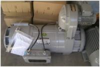 Электродвигатель с тормозом поворотного механизма SYM