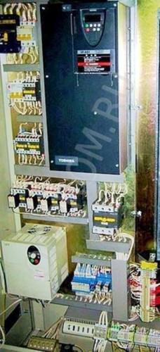 Частотный преобразователь механизма передвижения каретки SYM
