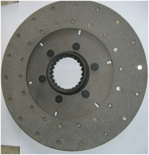 Тормозной диск грузовой лебедки SYM