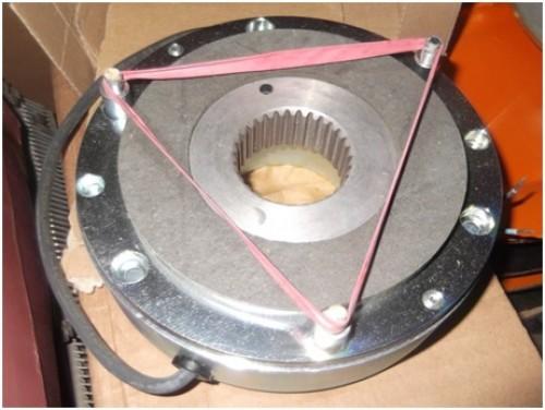 Тормозная катушка механизма передвижения каретки Yongmao