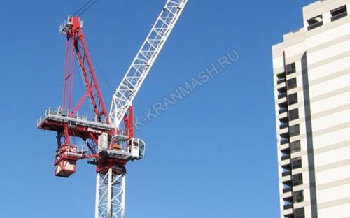 Башенный кран YONGMAO  STL720 (50 тонн)