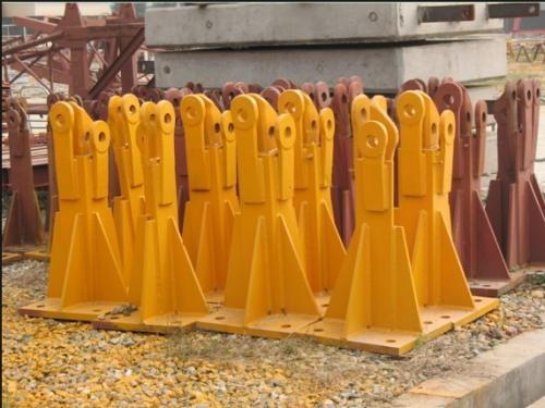 Анкера для китайского башенного крана для секции 1,6х1,6 м