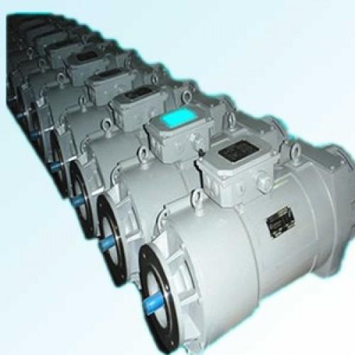 Электродвигатель грузового механизма SYM