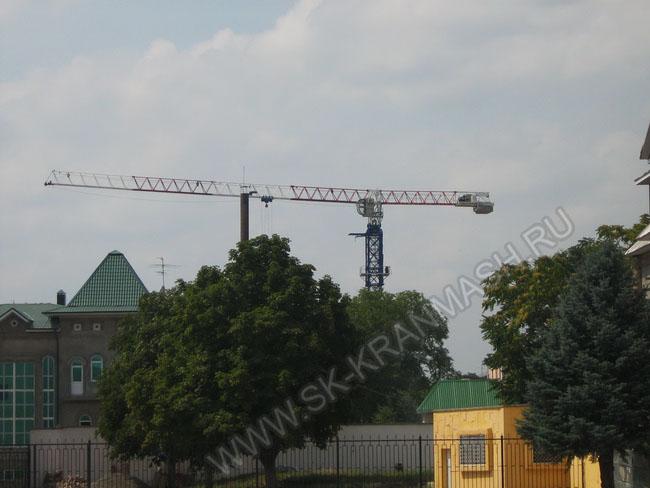 башенные краны в ессентуки