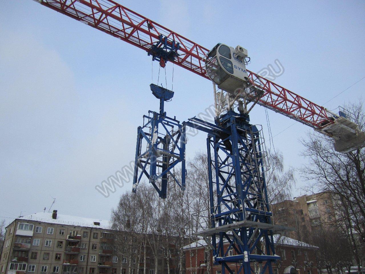 башенные краны в Кирове