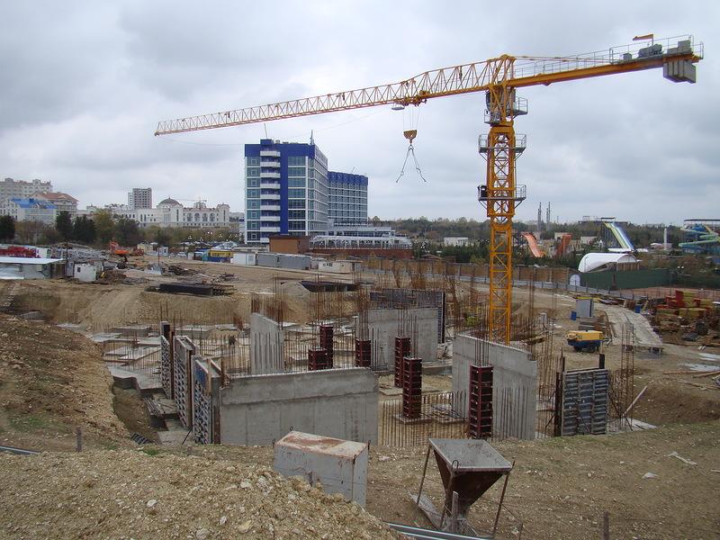 башенные краны в Севастополе
