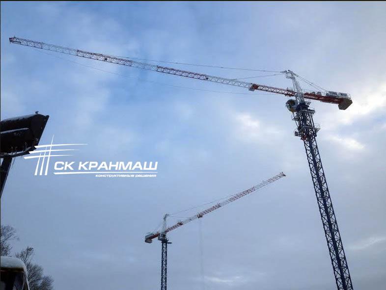 башенные краны yongmao в ростове-на-дону